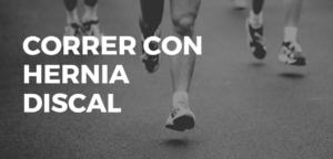 correr con hernia discal